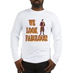 Fabulous Swiss Guard Long Sleeve T-Shirt
