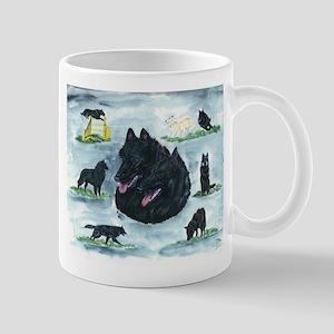 Versatile Belgian Sheepdog Mug