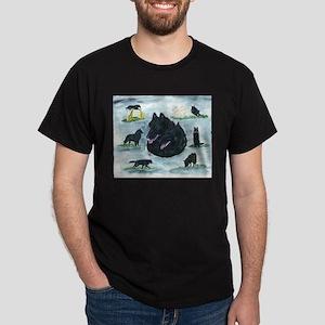 Versatile Belgian Sheepdog Dark T-Shirt