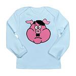 Adolf Hamler Long Sleeve Infant T-Shirt