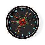 Atlas Experimental Wall Clock
