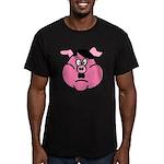 Adolf Hamler Men's Fitted T-Shirt (dark)