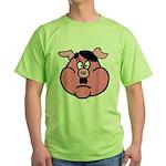 Adolf Hamler Green T-Shirt