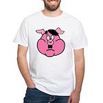 Adolf Hamler White T-Shirt