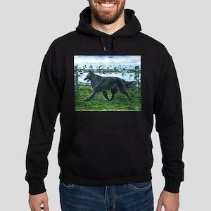Belgian Sheepdog Patrol Hoodie (dark)