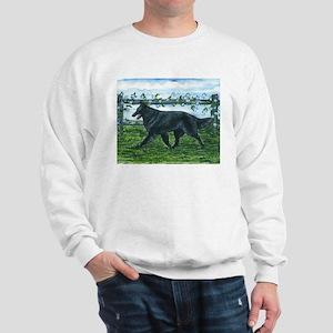 Belgian Sheepdog Patrol Sweatshirt