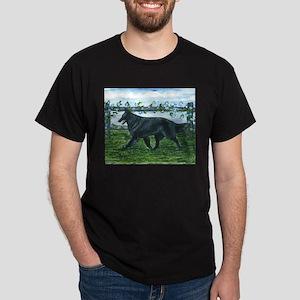 Belgian Sheepdog Patrol Dark T-Shirt