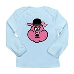 Charlie Choplin Long Sleeve Infant T-Shirt