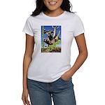 Saguaro Zombies: The Green Zombie Women's T-Shirt