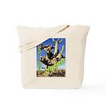 Saguaro Zombies: The Green Zombie Tote Bag