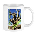 Saguaro Zombies: The Green Zombie Mug