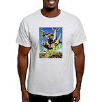 Saguaro Zombies: The Green Zombie Light T-Shirt