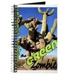 Saguaro Zombies: The Green Zombie Journal
