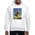 Saguaro Zombies: The Green Zombie Hooded Sweatshir