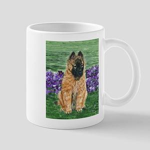 Belgian Tervuren Puppy Mug
