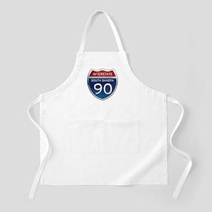 Interstate 90 - South Dakota Apron