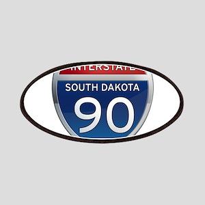 Interstate 90 - South Dakota Patches