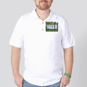 Old English Sheepdog Golf Shirt