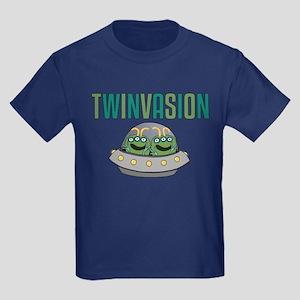 TWINVASION Kids Dark T-Shirt
