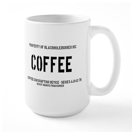 Standard Issue Coffee Mug