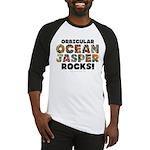 Ocean Jasper Baseball Jersey