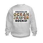 Ocean Jasper Kids Sweatshirt