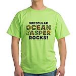 Ocean Jasper Green T-Shirt