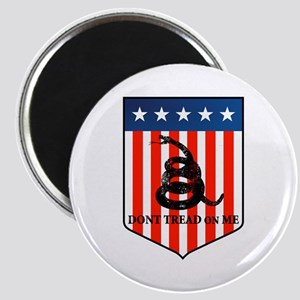 """Don't Tread on Me 2.25"""" Magnet (100 pack)"""