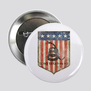 "Don't Tread on Me 2.25"" Button"