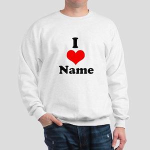 I heart Sweatshirt