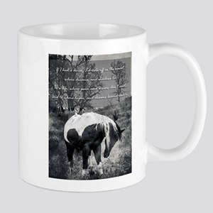 If I Had a Horse Mug