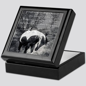 If I Had a Horse Keepsake Box
