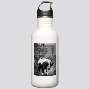 If I Had a Horse Stainless Water Bottle 1.0L