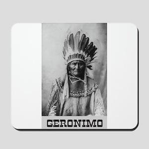 Geronimo Mousepad