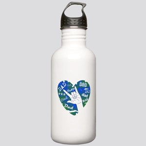 LOVE YOU DAD Stainless Water Bottle 1.0L