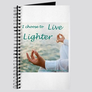 Choose to Live Lighter Journal