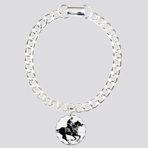 The Morning Workout Charm Bracelet, One Charm