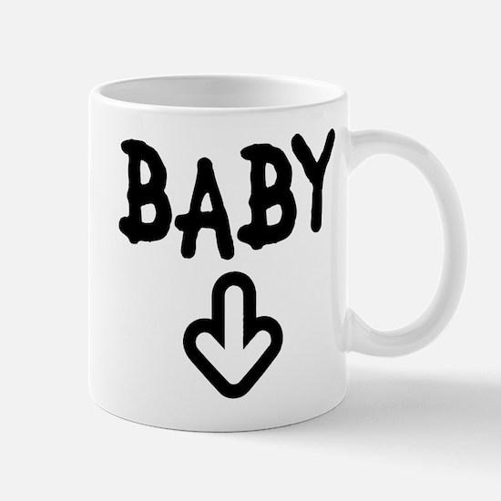 Baby Arrow Mug