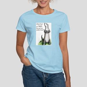No ferret Women's Light T-Shirt