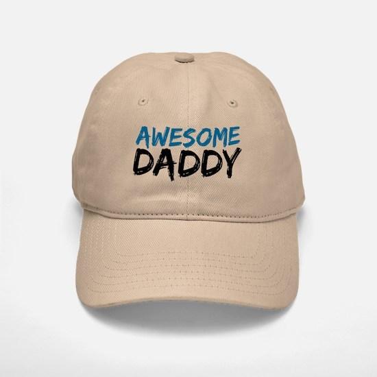 Awesome Daddy Baseball Baseball Cap