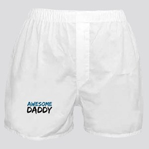 Awesome Daddy Boxer Shorts
