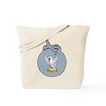 Mir's Pelican Tote Bag