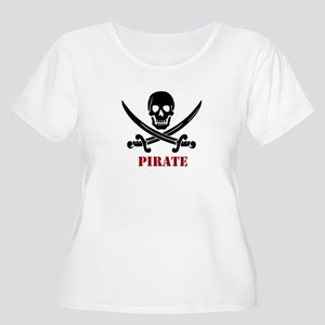 Pirate Women's Plus Size Scoop Neck T-Shirt