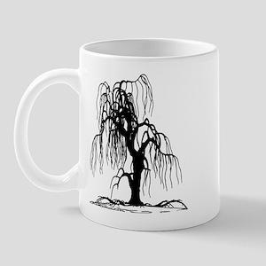 Weeping Willow Tree Mug