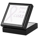 Orchid Paws Cure Keepsake Box