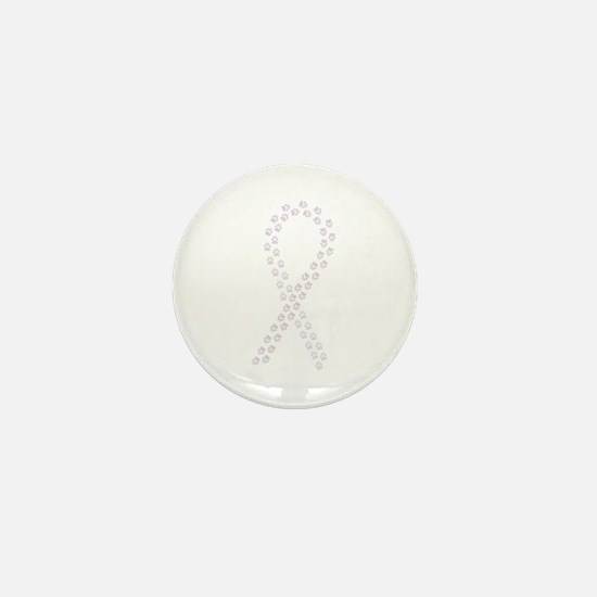 Orchid Paws Cure Mini Button