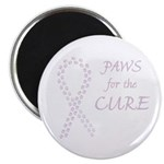 Orchid Paws Cure Magnet