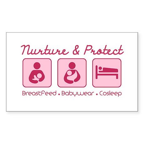 Attachment Parenting Sign17 copy Sticker