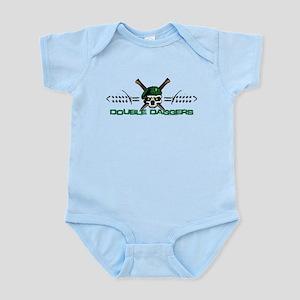 Double Daggers Infant Bodysuit