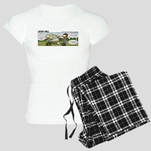 0584 - The Dark Baron Women's Light Pajamas